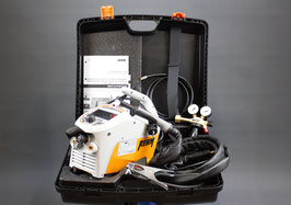 Rehm Tiger 180 / 230 DC ultra digital gasgekühlt im Set mit Montagekoffer