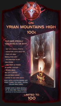 ON YRIAN MOUNTAINS HIGH