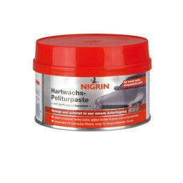 NIGRIN Hartwachs-Politurpaste mit Auftragsschwamm