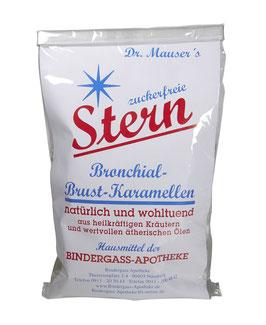 Dr. Mauser's Stern Bronchial Brustkaramellen zuckerfrei