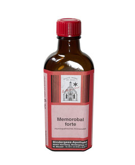 Memorobal forte 100ml