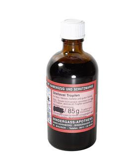 Stellaval, homöopathische Tropfen für Nerven, Gefäße und guten Schlaf
