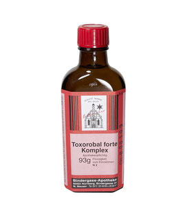 Toxorobal forte 100ml