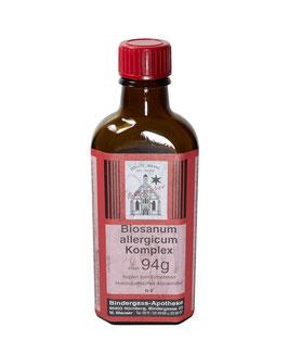 Biosanum allergicum Komplex 100ml