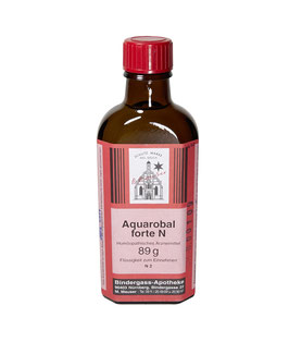 Aquarobal forte N 100ml