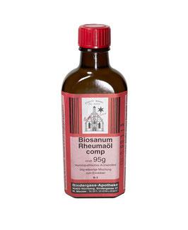 Biosanum Rheumaöl comp. 100ml