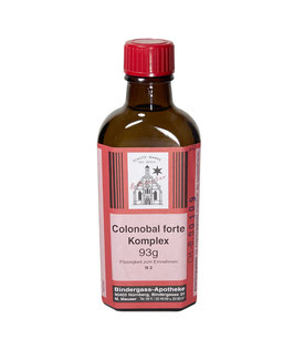 Colonobal forte Komplex 100ml