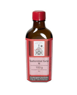 Gallorobal forte N 100ml