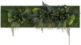 styleGREEN Pflanzenbild (140x40cm)