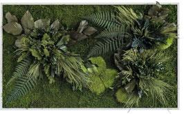 styleGREEN Pflanzenbild (100x60cm)