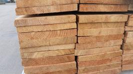 Brett | Schnittholz, sägerau, sibirische Lärche 24 x 205 mm Länge 3m 3,6m 4m, 28 x 152 mm Länge 4,8 m, A/B Sortierung