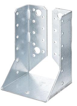Balkenschuh, Typ B 80 x 120 mm Stahl roh, sendzimirverzinkt
