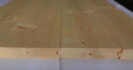 Fussbodendielen 27 x 141 mm Länge  3m 4 m  Zirbelkiefer | Zirbe  (sibirische Zeder)