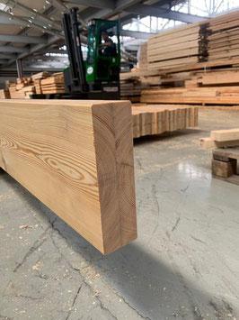 Brettschichtholz DUO Leimbinder Leimholz 60 x 200 x 12.000 mm, sibirische Lärche