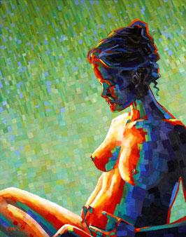 """CUBISTIC WOMAN N°2"" (2011)"