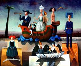 """""""LLEGANDO A VALPARAÍSO"""" (2014)"""