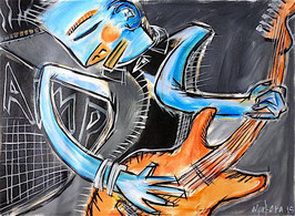 """GUITAR PLAYER"" (2015)"