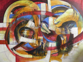 """""""CARRERA EN LA MESA"""" (2012)"""