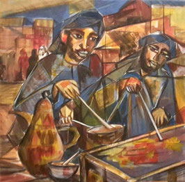 """TURKISH COFFEE MAKERS"" (2014)"