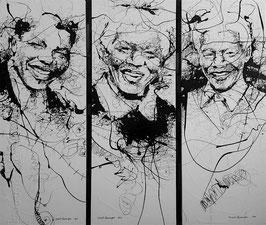 """""""MANDELA THE SON, FATHER AND GRANDPA"""" (2014)"""