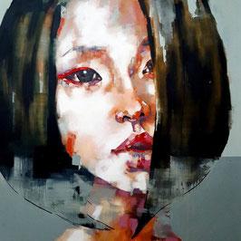 """""""HEAD STUDY N°1"""" (2016)"""