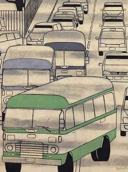 """""""YANGON ROAD N°6"""" (2015)"""