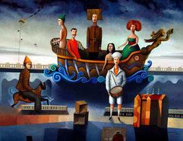 """""""LA NAVE DE LOS PECADORES"""" (2014)"""