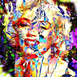 """""""PERCUTANTE MARILYN"""" (2015)"""