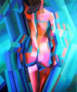 """""""CUBISTIC NUDE"""" (2013)"""