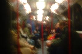 """""""UNDERGROUND # 4"""" , London (2010)"""