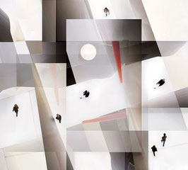 """""""PUNTE ROSSE AL MAXXI N°9"""" (2013)"""