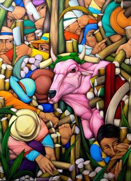"""""""AZUCARADAS GOTAS SUDORLÁGRIMAS"""" (2009)"""