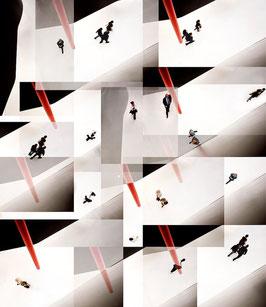 """""""PUNTE ROSSE AL MAXXI N°1"""" (2013)"""