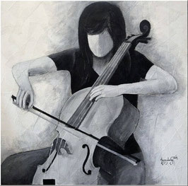 """THE CELLO PLAYER N°5"" (2014)"