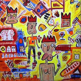 """""""QUEENS"""" (2016)"""