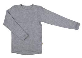 JOHA Tricot de peau enfant laine Mérinos, gris