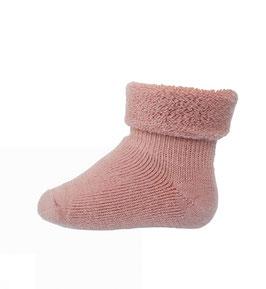 MP DENMARK Chaussettes épaisses pour bébé en laine Mérinos, rose mauve 188