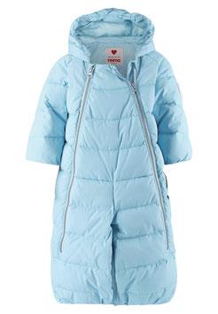REIMA Combinaison pilote sac de couchage en duvet pour bébé, bleu clair