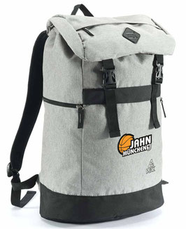 PEAK Backpack Grey mit Logo