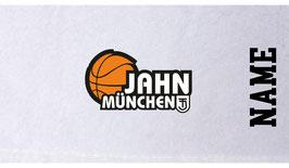 TS Jahn München Gametowel mit Logo und Wunschname