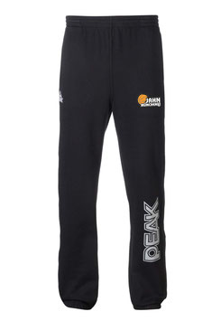 PEAK Sweatpants Black mit TS Jahn Basketball Logo