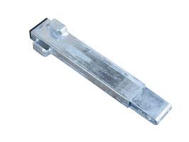 Humbaur Stahl Eckpfosten 300 mm Rückwärtskipper HUK (340.06946)