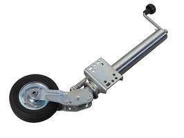 Automatik Stützrad 250 kg, leichte Ausführung (130100W)