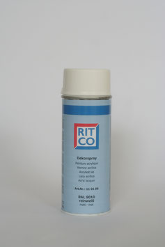 Dekorspray - Acryl-Lack nach RAL