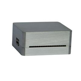 Raspberry Pi 3A+ Premium Aluminium Gehäuse mit Passivkühler