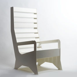 Loungestoel  hoog