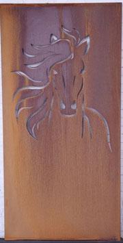 Tuinscherm paard