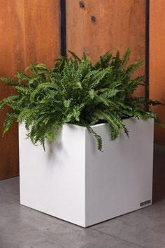 Plantenbak Aluminium H=58cm