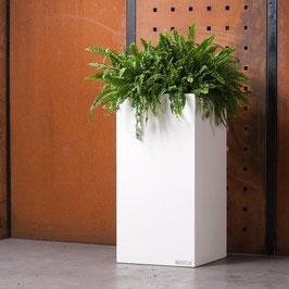 Plantenbak Aluminium H=100 cm