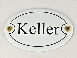 Türschild: Keller